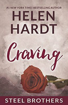 Craving (Steel Brothers Saga) by Helen Hardt New Paperback Book