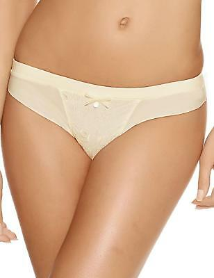 7db897d2b819b FREYA DECO DARLING Thong Ivory 1777 New Womens Lingerie - £6.50 ...