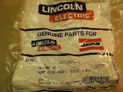 Lincoln Electric KP2071-1 Outer Wire Guide Assembly 4 Roll for Wire Feeders