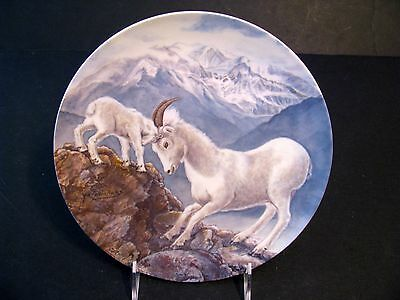 Edwin M. Knowles Collectible Plate A Gentle Persuasion #1354