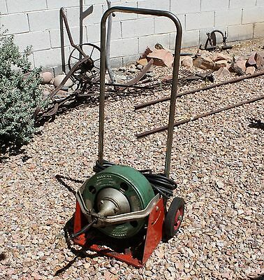 Spartan Rod-O-Matic Electric Snake - This Is Pick-Up Only
