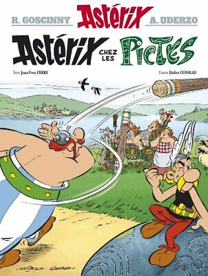Asterix chez les Pictes by Goscinny, Rene Book The Cheap Fast Free Post