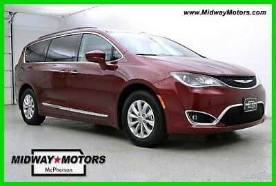 2017 Chrysler Pacifica Touring-L 2017 Touring-L Used 3.6L V6 24V Automatic FWD Minivan/Van