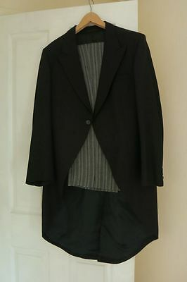 Terence Aggett Formal tails suit Master of ceremonies/Wedding. Formal occasion
