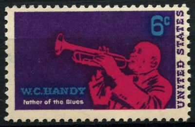 USA 1969 SG#1359 W.C. Handy MNH #D55448