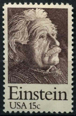 USA 1979 SG#1747 Albert Einstein MNH #D55510