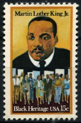 USA 1979 SG#1744 Martin Luther King MNH #D55507