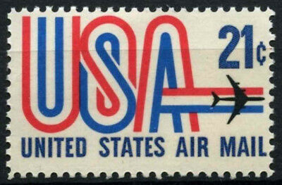 USA 1971 SG#A1351, 21c Air MNH #D55472