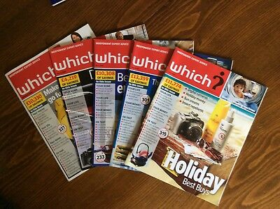 FIVE Months of Which? Magazines 2009 January March April May June Collectable