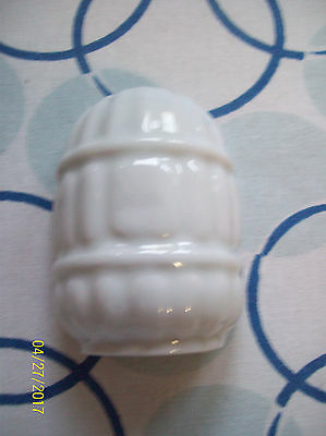 VINTAGE Milk Glass BIRD CAGE FEEDER WATER SEED ART DECO