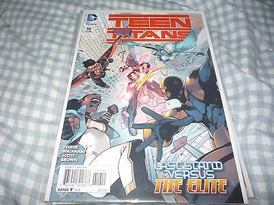 Teen Titans #10 Nm 9.4