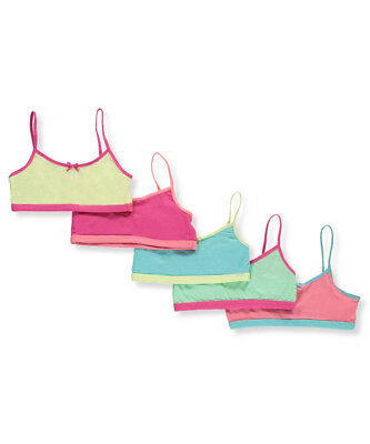 Sweet Princess 5-Pack Sports Bras