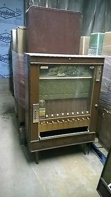 chewing gum/ candy bar machines, one for parts