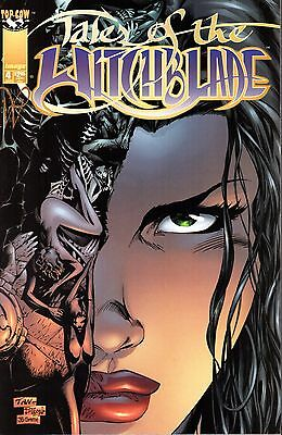 Image Comics 18 Different Witchblade Comics Ranging from #4 to #74