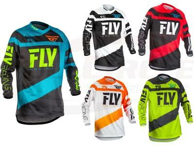2020 FLY Racing F-16 Trikot Jersey Orange MX Motocross Enduro Quad MTB BMX F 16