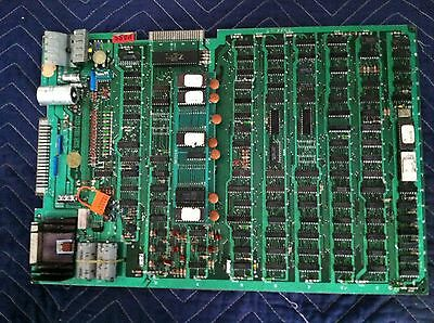 Galaxian Midway Arcade Pcb