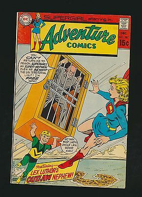 Adventure Comics #387, VF+, Newly Acquired Collection