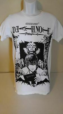 "Shonen Jump "" Death Note "" Tee Shirt Men's Size small"