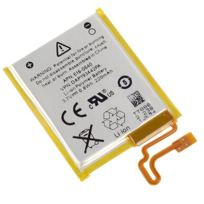 For Apple iPod Nano 1 1st Generation 3.7v 400Mah OEM Battery Pack Replacement