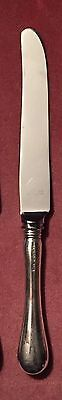 """Birks Regency Plate Serving Knife 8 6/8"""" Queen Mary Silverplate (8 available)"""