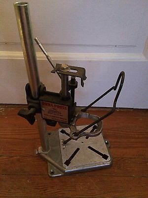 "Vermont American Drill Press 17192 for 1/4"" and 3/8"" Drills"