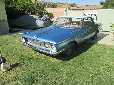 1962 Plymouth Fury  1962 Plymouth Belvedere