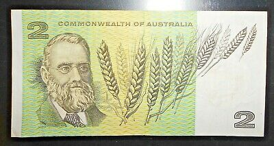COMMONWEALTH OF Australia $2 Notes ( C of A )