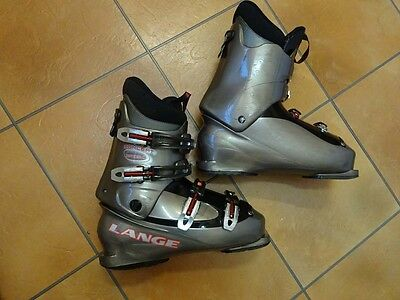"""""""L A N G E  """" SKI BOOTS, made in ITALY ,, GOOD  CONDITION"""
