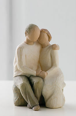 Willow Tree Figurine  Anniversary  Love Ever Endures By Susan Lordi  26184