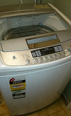 LG Washing Machine Top Load 7.5kg WT-H750 model, in excellent condition.