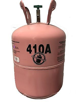 R-410A Refrigerant 25lb Jug Cylinder VIRGIN. MADE IN USA. LOWEST PRICES ON EBAY!