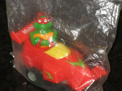 Mobil Teenage Mutant Ninja Turtles Raphael car MIP Sealed TMNT 1990 Australia