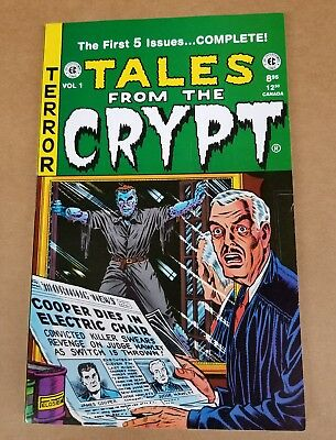 EC Annual Tales from the Crypt #1
