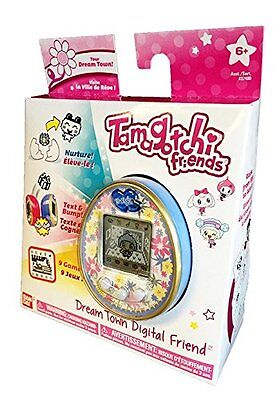 Tamagotchi Friends Dream Town Digital Friend Blue Flower
