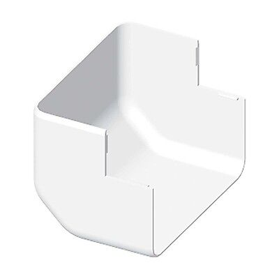 Kopos Electrical Conduit Ductwork 8546 HB EKE Outer Angle Set of 2 White 8566...