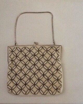 Antique/vintage Beaded Evening Purse - Stunning