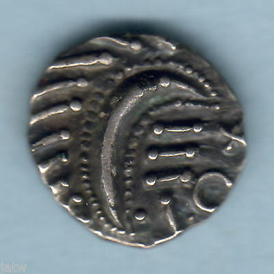 Great Britain - Anglo Saxon.  c695-740 Frisian Sceat.. Porcupine Type..  aEF