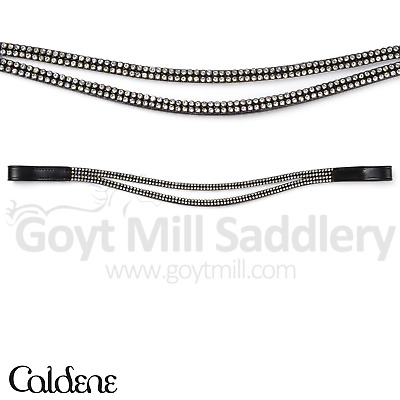 Caldene Wave Diamante Browband - CLEARANCE - WAS £35