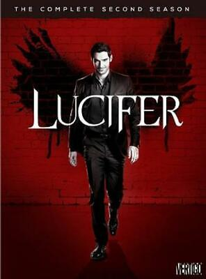 Lucifer: The Complete Second Season New Dvd