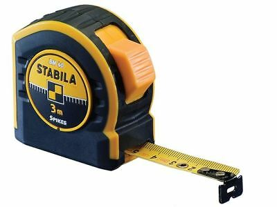 Stabila BM40 Pocket Measuring Tape 8m 26ft Metric Imperial 17746