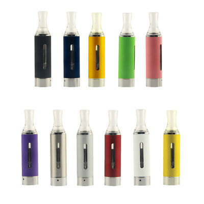 New 5pcs MT3 Tank BCC 510 Thread EVODAtomizer Clearomizer Universal 11 Colors