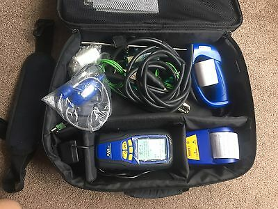 Anton Sprint Evo 2 Flue Gas Analyser Telegan Kit Requires Calibration