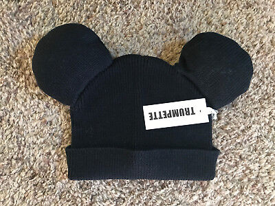 Trumpette Baby Infant Mickey Mouse Winter Hat 0-6 Months