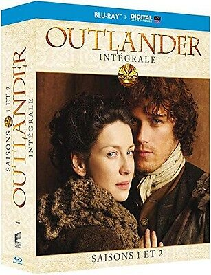 Blu-ray Outlander - Saisons 1 & 2 [Blu-ray + Copie digitale]
