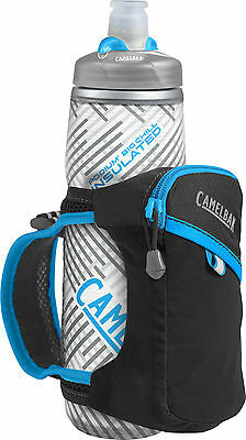 CamelBak Quick Grip Chill 0.6L – Black/Atomic Blue