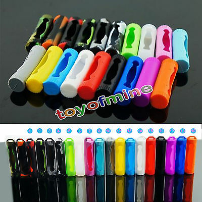 18650 Battery Protective Silicon Carrying Cover Case Key Chain HIGH QUALITY!