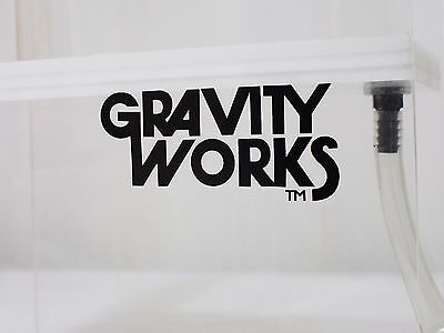 Gravity Works Archival Film Washer for 6-35mm, 4-120mm, 6-4x5 or 6-5x7 Film AFW4