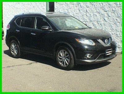 2014 Nissan Rogue SL 2014 SL Used 2.5L I4 16V Automatic AWD SUV