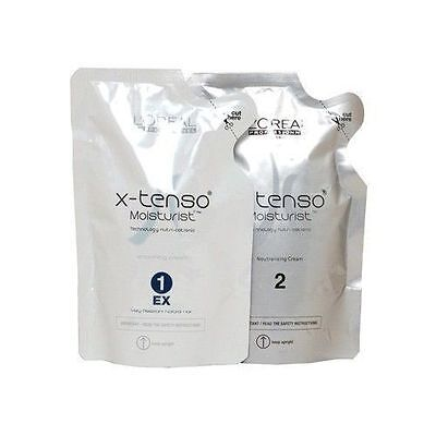 L'Oreal Professionnel X-tenso Moisturist For Very Resistant Natural Hair EX Set