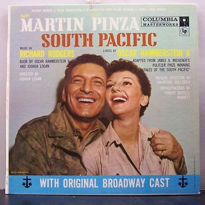 (o) Rodgers & Hammerstein - South Pacific (USA)